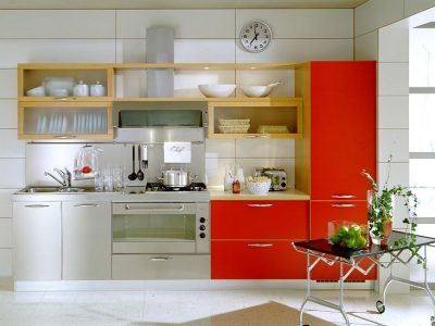 modern-cabinet-kitchen-design-in-red-sleek-stylish-look-elegant-inviting-plan-layout-small-space