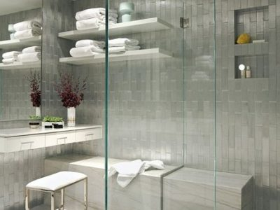 elle decoration bathroom ideas Best of open appearance sufficient space Ann Sacks molded